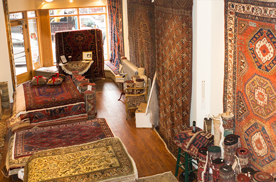 Oriental Rugs, Restoration, Cleaning, Appraisals