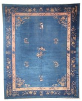 Antique Peking Chinese Rug