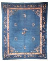 Peking Chinese Rug (Antique -100% Wool)