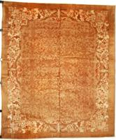 Antique Chinese Peking Rug circa 1910