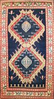 Caucasian Karabagh Rug circa 19th Century (Antique -100% Wool)