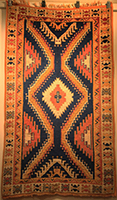 Traditional Moroccan Rug