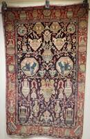 Persian Kashmar Rug (Antique -100% Wool)