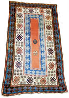 Turkish Rug (Antique -100% Wool on Wool)