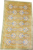 Irish Donegal Rug (Antique -100% Wool)