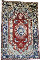 Turkish Sivas Rug (Antique -100% Wool)