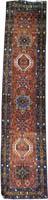 Persian Heriz Rug (Antique -100% Wool)