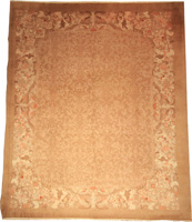 Chinese Rug (Antique -100% Wool on Cotton)